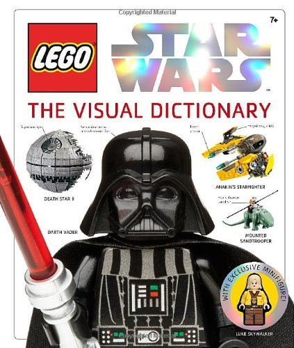 Simon Beecroft Lego Star Wars The Visual Dictionary [with Mini Figure]