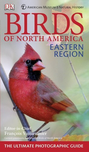 Francois Vuilleumier American Museum Of Natural History Birds Of North