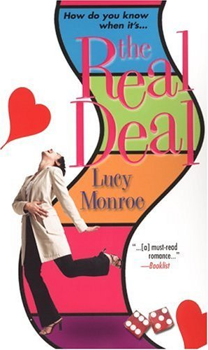 Lucy Monroe The Real Deal