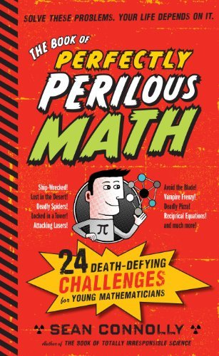 Sean Connolly The Book Of Perfectly Perilous Math