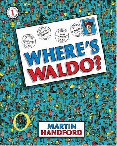 Martin Handford Where's Waldo? 0002 Edition;