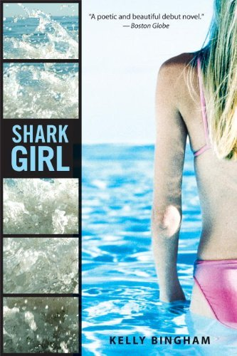Kelly Bingham Shark Girl