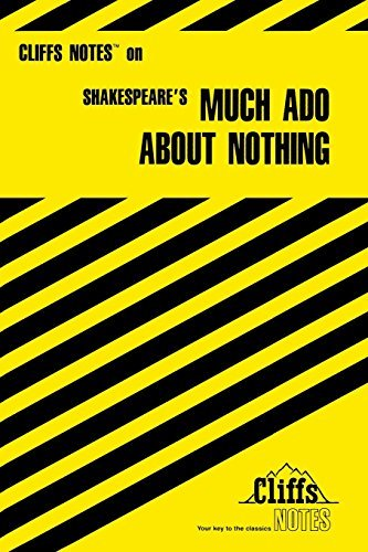 richard-o-peterson-cliffsnotes-on-shakespears-much-ado-about-nothing