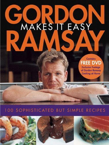 Gordon Ramsay Gordon Ramsay Makes It Easy [with Dvd]