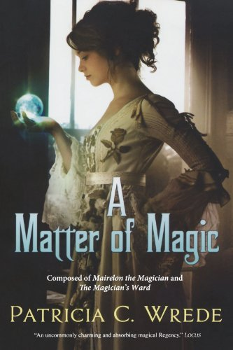 patricia-c-wrede-a-matter-of-magic-mairelon-and-the-magicians-ward-0002-edition
