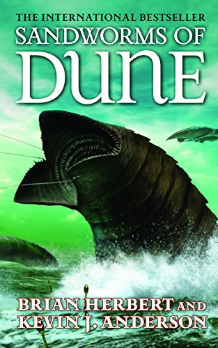 Brian Herbert Sandworms Of Dune