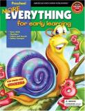 American Education Publishing More Everything For Early Learning Preschool [with Stickers]