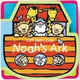 Gerald Hawksley Lift And Look Noah's Ark Board Book With
