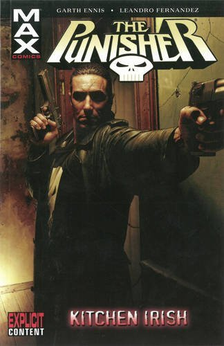 Garth Ennis Punisher Max Volume 2 Kitchen Irish