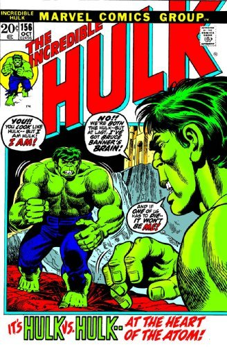 Hulk Heart Of An Atom