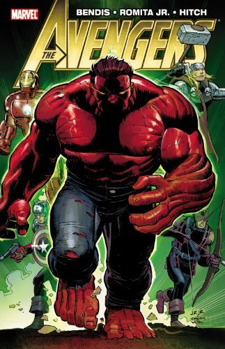 Brian Michael Bendis Avengers Volume 2 The
