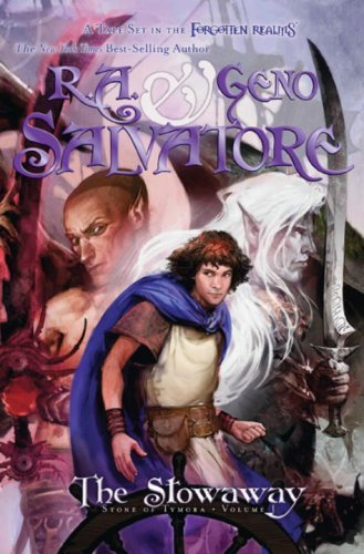 R. A. Salvatore Stowaway The