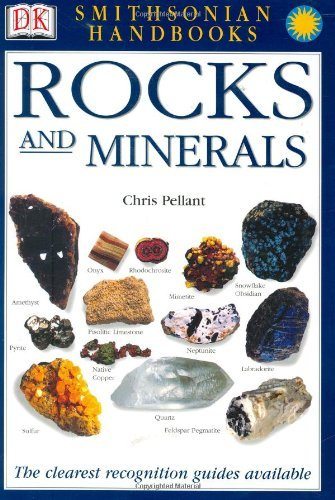 Chris Pellant Handbooks Rocks And Minerals The Clearest Recognition Guid