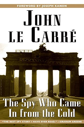 John Le Carre The Spy Who Came In From The Cold