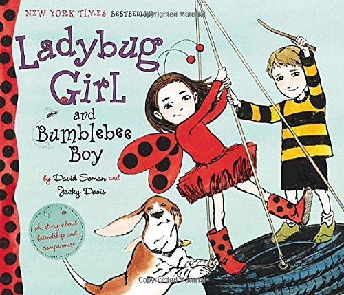 David Soman Ladybug Girl And Bumblebee Boy