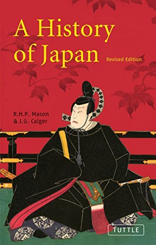 R. H. P. Mason A History Of Japan Revised Edition 0002 Edition;