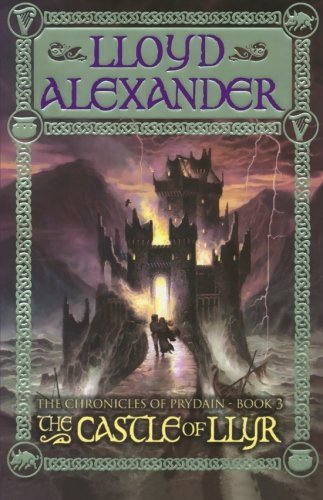 Lloyd Alexander The Castle Of Llyr The Chronicles Of Prydain Book 3