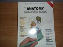 Kapit Wynn Anatomy Coloring Book The 0003 Edition;