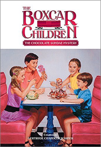 Gertrude Chandler Warner The Chocolate Sundae Mystery