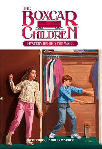 Gertrude Chandler Warner Mystery Behind The Wall