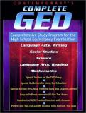 Patricia Mulcrone Contemporary's Complete Ged Comprehensive Study Program For The High School E