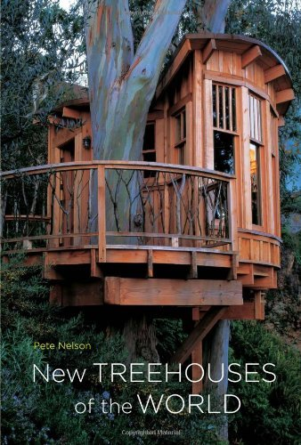 Pete Nelson New Treehouses Of The World