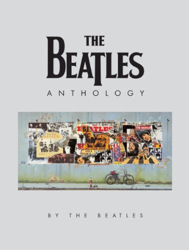 Beatles John Lennon Paul Mccartney George Harrison The Beatles Anthology