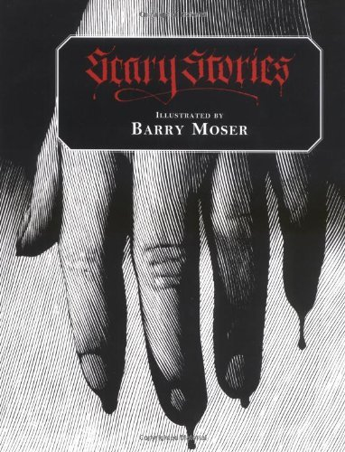 Barry Moser Scary Stories