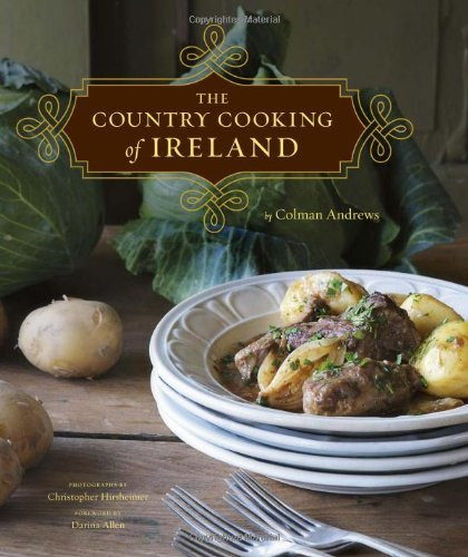 Colman Andrews Country Cooking Of Ireland