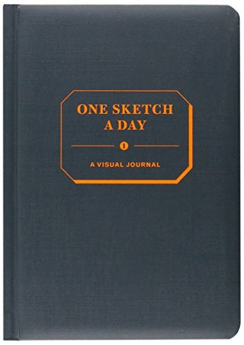Journal One Sketch A Day A Visual Journal