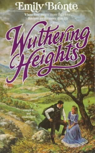 Emily Bronte Wuthering Heights Complete And