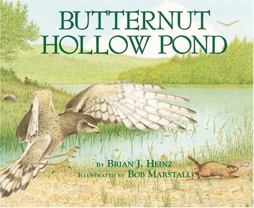 Brian Heinz Butternut Hollow Pond