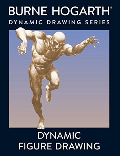 Burne Hogarth Dynamic Figure Drawing A New Approach To Drawing The Moving Figure In De