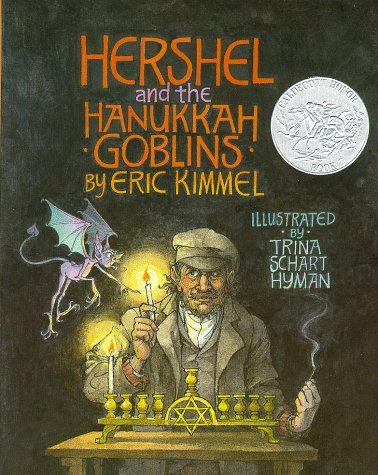 Eric A. Kimmel Hershel And The Hanukkah Goblins