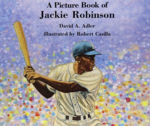 David A. Adler A Picture Book Of Jackie Robinson