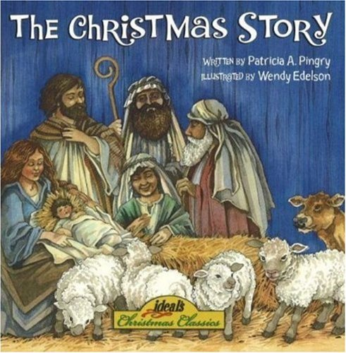 Patricia Pingry The Christmas Story 8x8