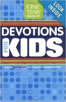 Children's Bible Hour The One Year Devotions For Kids #1