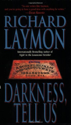 Richard Laymon Darkness Tell Us
