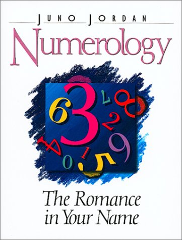 Juno Jordan Numerology The Romance In Your Name Revised