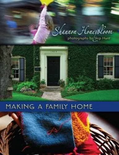 Shannon Honeybloom Making A Family Home