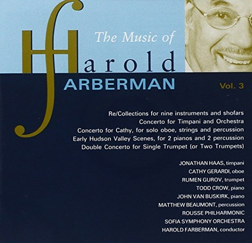 Harold Farberman Music Of Harold Farberman Vol. Farberman Various