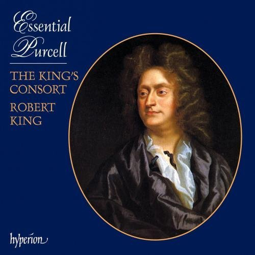 H. Purcell Essential Purcell Fisher*gillian (sop) King King's Consort