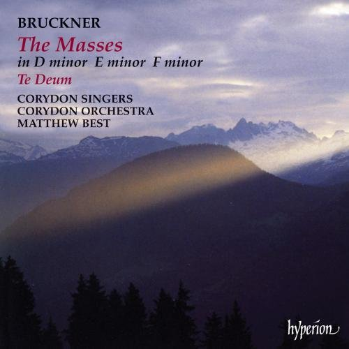 A. Bruckner Three Masses. Te Deum Best Corydon Singers & Orch