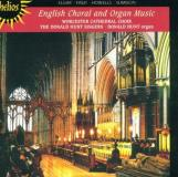 Sumsion Howells Finzi English Choral & Organ Music Partington*adrian (org) Various