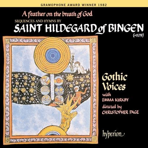 Hildegard Of Bingen Feather On The Breath Of God Kirkby*emma (sop) Page Gothic Voices