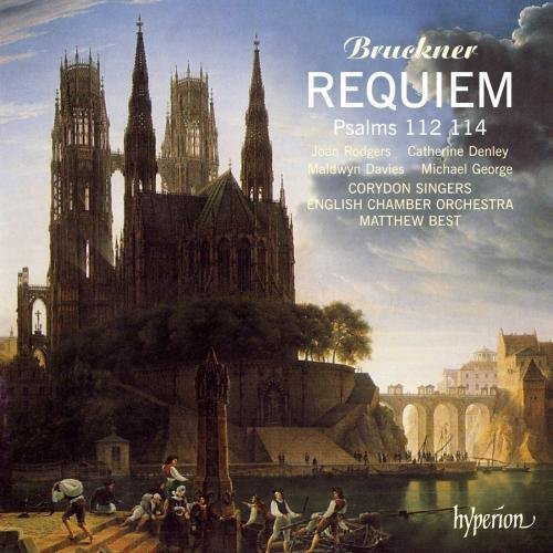 A. Bruckner Requiem. Psalms 112 & 114 Corydon Sgrs English Co