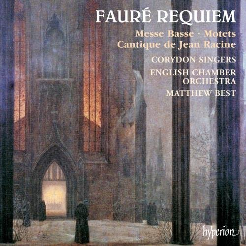 Gabriel Fauré Requiem Op. 48 Cantique De Jea Corydon Sgrs Best English Co