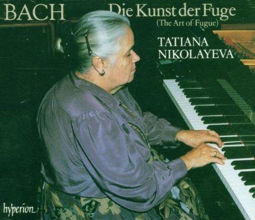 Johann Sebastian Bach/Art Of Fugue. 4 Duettos. Ricer@Nikolayeva*tatiana (Pno)