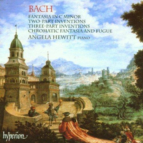 Johann Sebastian Bach/Fantasia Bwv 906 2 & 3-Part In@Hewitt*angela (Pno)