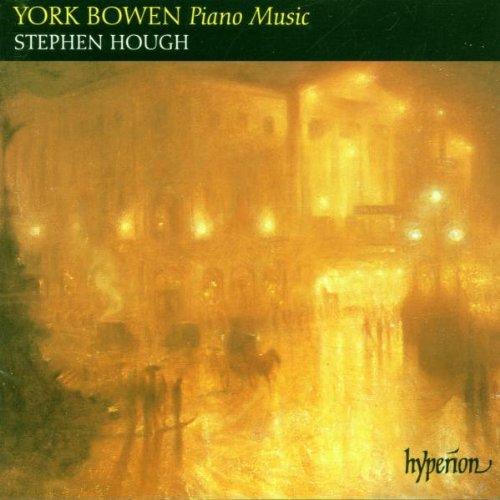 Y. Bowen/Piano Music. Ballade No. 2. So@Hough*stephen (Pno)